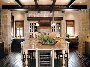 sprawling texas ranch style home With kitchen cabinets lowes with texas hill country wall art