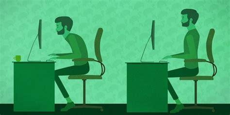 position bureau la quot posture de la tortue quot ou la pire ère d 39 être assis