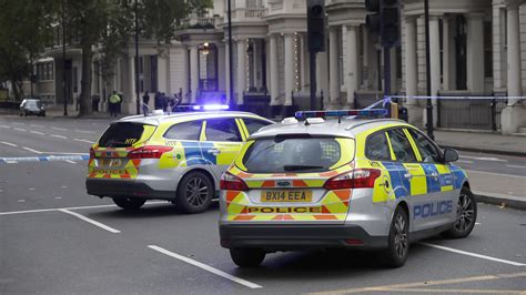 Car Crash Outside London Museum Is Traffic Accident, Not