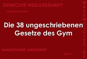 Kalorienbedarf Genau Berechnen Bodybuilding : die ungeschriebenen gesetze des gym die jeder kennen sollte ~ Themetempest.com Abrechnung