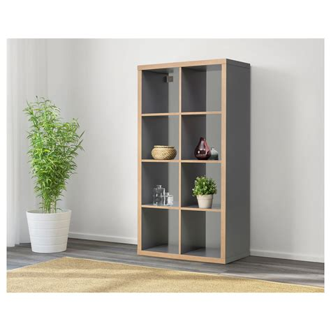 Kallax Ikea by Ikea Kallax 8 Cube Storage Bookcase Rectangle Shelving