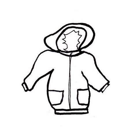 winter coat clipart black and white clipart winter jacket clipart bay