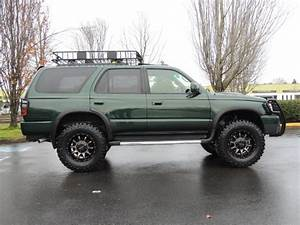 1999 Toyota 4runner Sr5 4x4    V6    5  Lifted