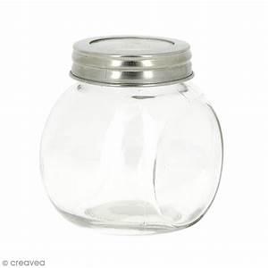 Pots à épices : pot pices en verre vide 190 ml ustensile cuisine creavea ~ Teatrodelosmanantiales.com Idées de Décoration