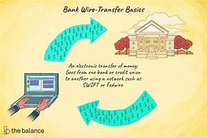 Wire Transfers  How They Work  Pros And Cons Of Wiring