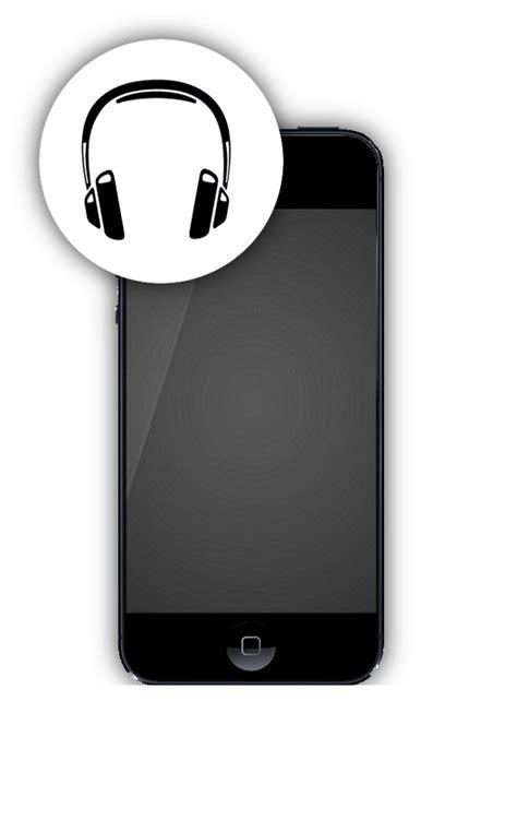 does my iphone say headphones apple iphone 5 5c 5s headphone repair