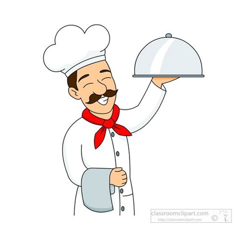 chef clipart restaurant clipart shef pencil and in color restaurant