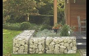 Mur De Cloture En Gabion : gabions mur en pierre cl tures betafence ~ Edinachiropracticcenter.com Idées de Décoration