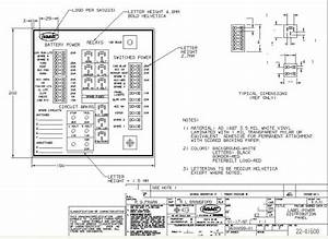 I Need The Fuse Box Diagram For A 2001 Peterbilt  379