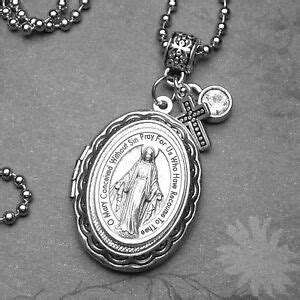 Miraculous Medal Antique Silver Locket Necklace Handmade. Pushparagam Jewellery. Small Temple Jewellery. Wedding Cake Jewellery. South Jewellery. Low Price Gold Jewellery. Norman Jewellery. Tiancheng Jewellery. Jewellery Amrapali Jewellery