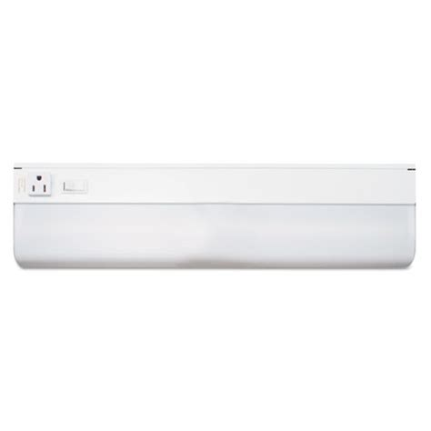 ledu l9011 low profile fluorescent cabinet light fixture