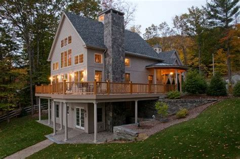 House On Hill Design Pictures Remodel Decor and Ideas