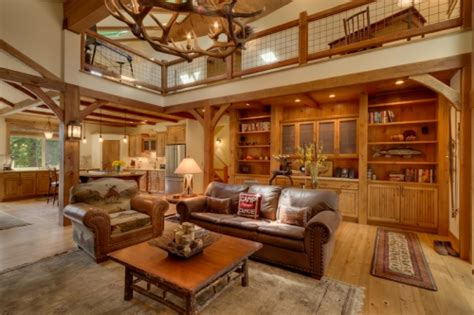 custom designed kitchen luxury mountain home located in truckee lake tahoe area 3051