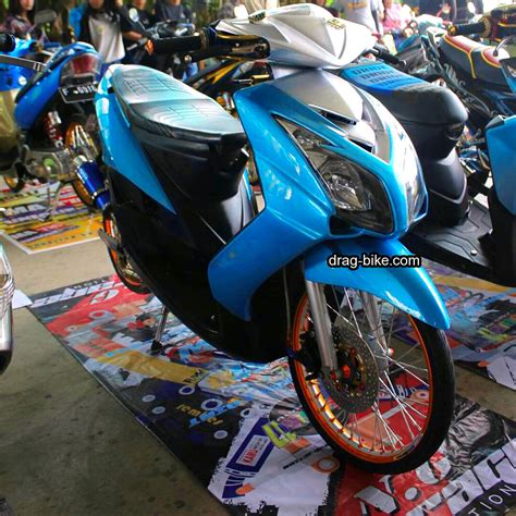 Modifikasi Mio Thailook by Modifikasi Motor Mio Thailook Pecinta Modifikasi