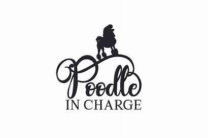 Poodle Charge Svg Craft Cut Fabrica Creative