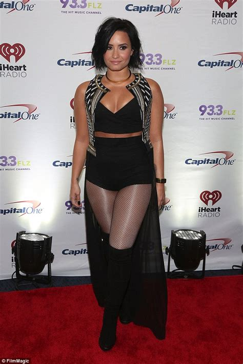Demi Lovato Talks About How Being Stripped Down Is Best