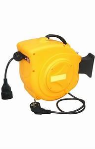 Enrouleur Electrique Automatique : enrouleur lectrique 25m triphas 400v enrouleur et ~ Edinachiropracticcenter.com Idées de Décoration