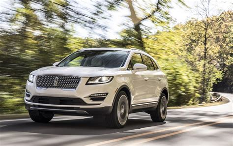 2018 Lincoln Mkc Technical And Mechanical Specifications