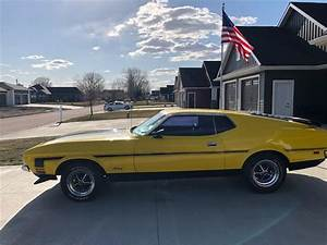 1971 Ford Mustang Mach 1 for Sale | ClassicCars.com | CC-1235295
