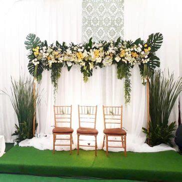 daftar paket dekorasi pernikahan yogyakarta bisa nego