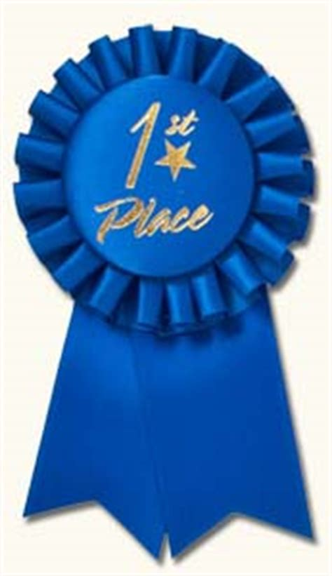 ribon top classic mini rosette award ribbons iconic award ribbon