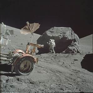 NASA release Apollo mission photos to Flickr including ...