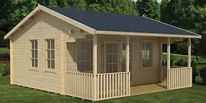 Abri De Jardin Avec Terrasse : abri de jardin bois borneo ~ Dailycaller-alerts.com Idées de Décoration
