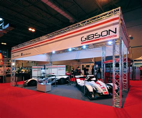 autosport international exhibition stand design build