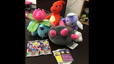 Pokemon Plush Mail Opening 5 Gallade And Gardevoir Plush