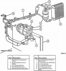 Wiring Diagram Database  1999 Ford Expedition Heater Core