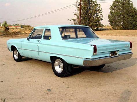 1965 Dodge Coronet 'post