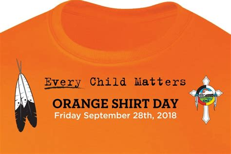 hcdsb spirit reconciliation orange shirt day