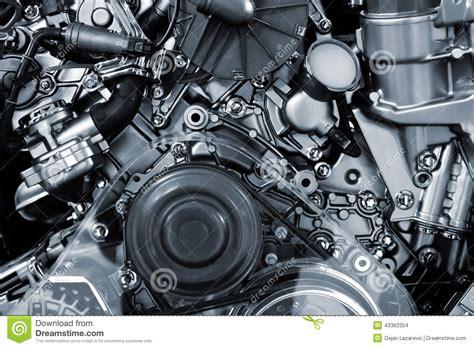 Car Engine Background Stock Photo. Image Of Machine