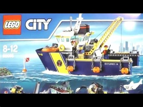Lego Boat Explorer by New Lego City Sea Explorers 2015 Look