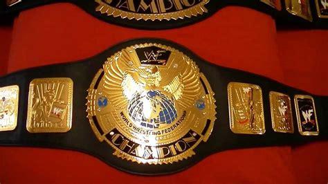 Wwf Attitude Kids Replica Belt For Sale