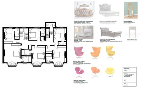 guild hotel furniture plans  specifications