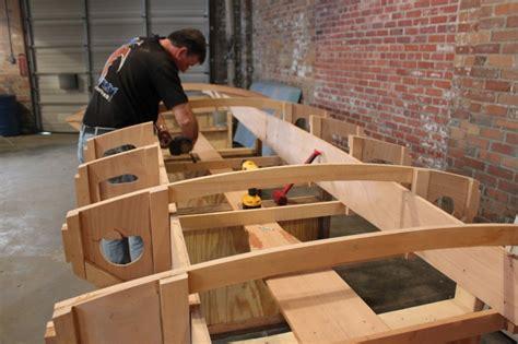Fantom Boat Works by 53 Timossi Drs Frame Assembly 5 Fantomworks