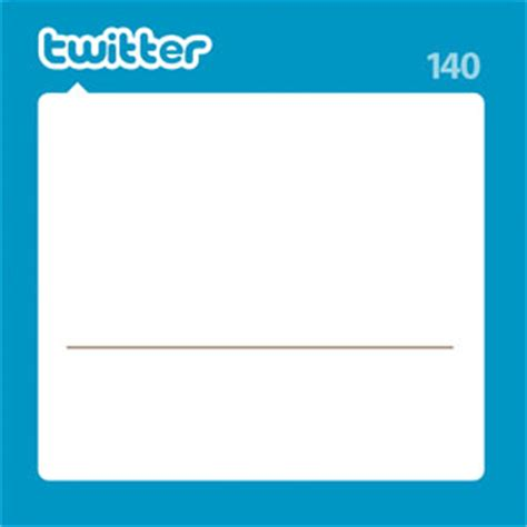 Twitter Template For Posts by The Key Is Instructing Students To Use A Hashtag Or