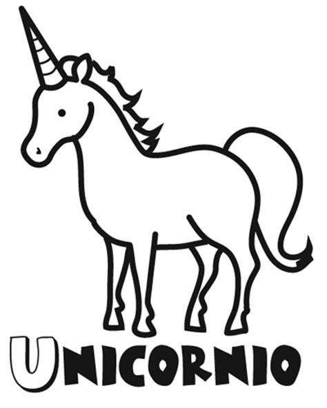 unicornios  colorear  divertirse descargar