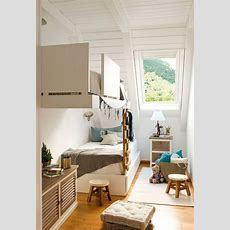 Children's Bedrooms In Small Spaces By Jen Stanbrook  The