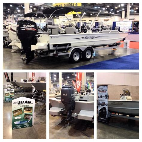 Houston Boat Show by Seaark The 2014 Houston Boat Show Houston Boat Show