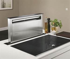 Hotte Aspirante Encastrable : hotte de cuisine encastrable ~ Farleysfitness.com Idées de Décoration