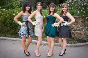 High School Prom Dress