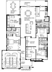 open plan house plans open floor plan home designs wa country builders