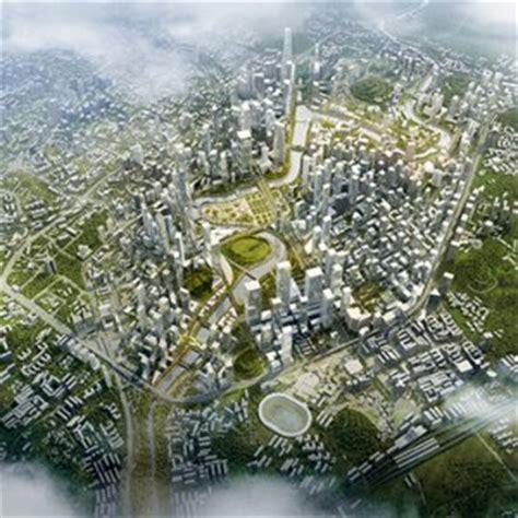 som guiyang nanming riverfront culture cbd master plan