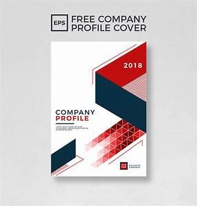 Free Company Profile Template On Behance