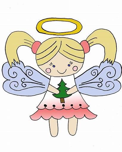 Angel Natal Clipart Xmas Angels Transparent Cartoon