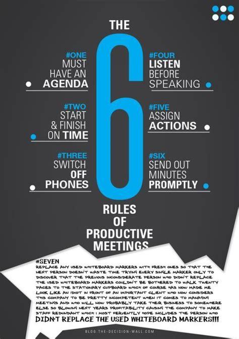 rules  meetings school leadership educational