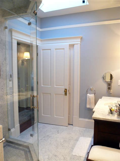 Shocking Baseboard Molding decorating ideas for Bathroom