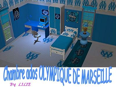 chambre marseille décoration chambre om